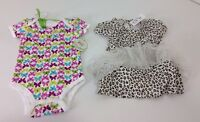 Lot Of 2 Girls Baby Clothes $55
