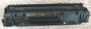 **NEW, OPEN BOX ** HP 83A Genuine LaserJet Toner Black CF283A