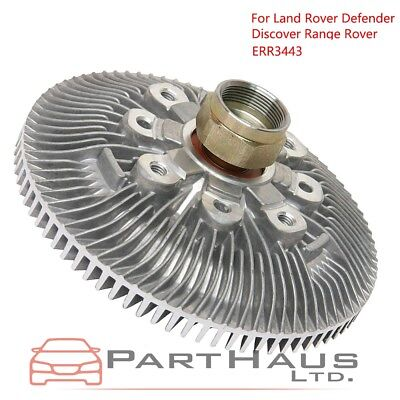 NEW ENGINE COOLING FAN CLUTCH FOR LAND ROVER RANGE ROVER DISCOVERY