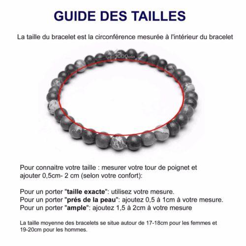 New Mode Bracelet Homme//Femme perles pierre gemme Bois Cocotier//Coco Hématite