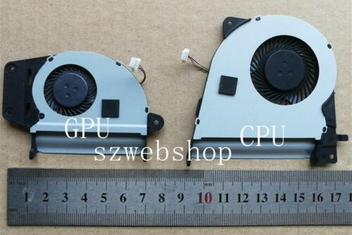 New ASUS ZENBOOK UX303 CPU/&GPU cooling fan EF50050S1-C440-S9A EF40050S1-C440-S9A