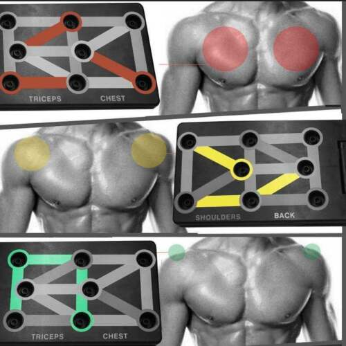 Details about  /Complete Pushup Training Brand New