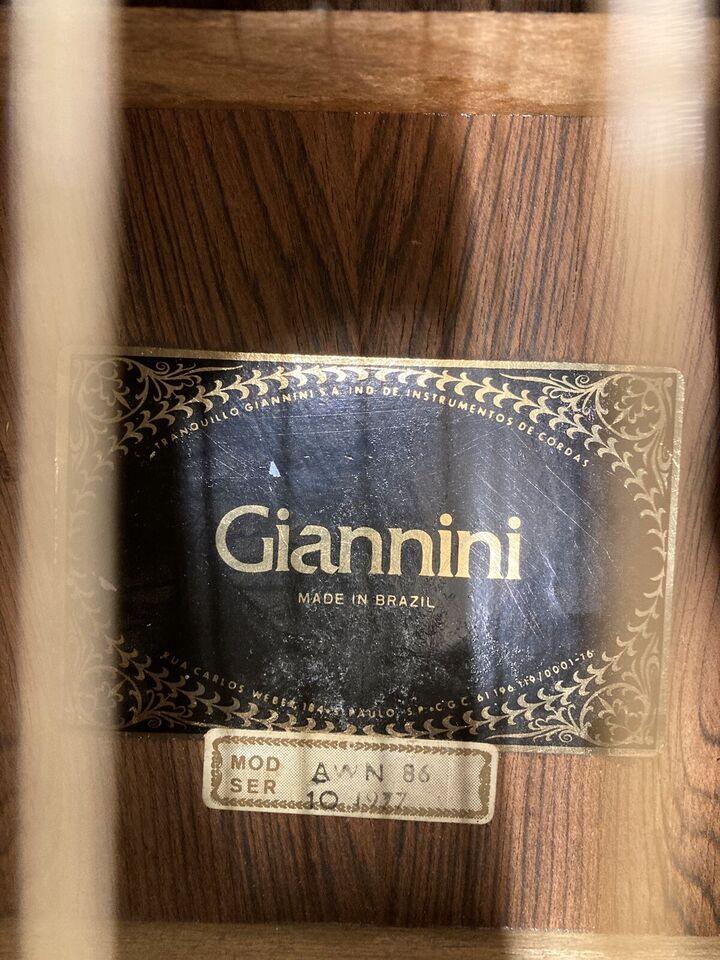 Klassisk, andet mærke Gianini AWH