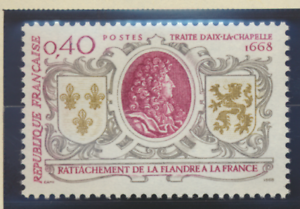France Stamp Scott #1216, Mint Never Hinged