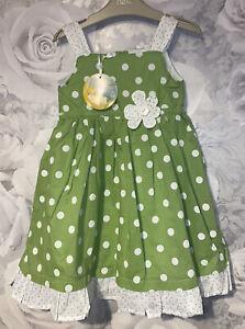 Girls-Age-2-3-Years-BNWTS-Powell-Craft-Summer-Dress