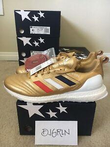 8502d2d5a9b Adidas Copa Mundial 18 Ultra Boost Kith Golden Goal US Size 7.5 DS ...