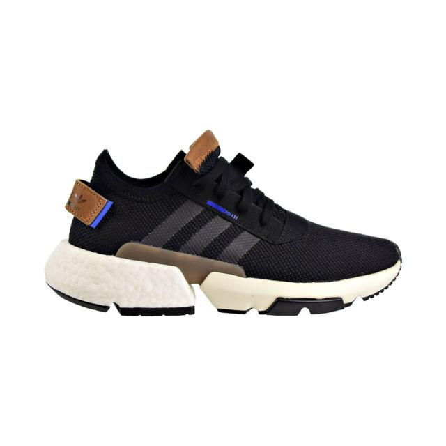 Adidas Pod S3.1 Mens Shoes Core Black Night Grey Timber G54741