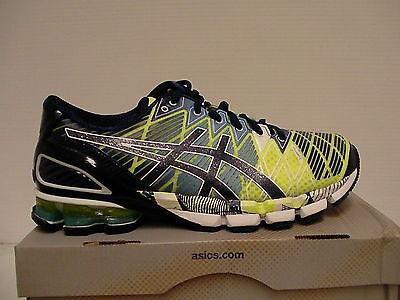 Asics gel kinsei 5 running shoes flash yellowblue size 7 us men new with box 887749338003 | eBay