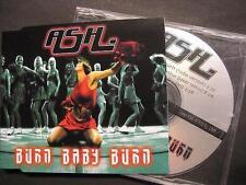 """ASH """"BURN BABY BURN"""" - MAXI CD"""