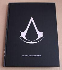 Assassin's Creed Encyclopedia LIBRO BOOK tedesco