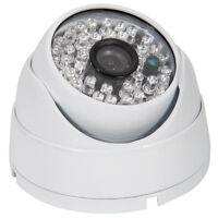 "HD 1/3"" CMOS 1300TVL Color CCTV Surveillance Security Camera 48IR 3.6mm Lens HL"