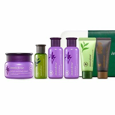 Innisfree The Best Of Innisfree Orchid Collection Limited Edition 6pcs SET
