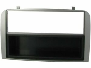 Mascherina supporto autoradio monitor da 1 DIN e Doppio 2 Din Alfa 147 dal 2002