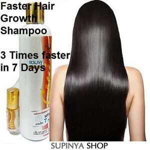 Genive Long Hair Fast Growth shampoo helps your hair to