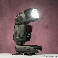 Nikon Speedlight SB-600 Shoe Mount Flash - Excellent+ condition!