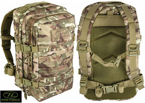 Highlander-Army-HMTC-Recon-Back-Pack-Day-Travel-20L-Rucksack-Surplus-MTP-Bag-New
