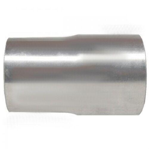 acero inox. 70mm de 63 mm Adaptador Tubo De Escape tubo Reductor