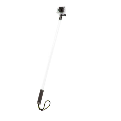 "GoPole EVO by GoPole 26"" Transparent floating extension pole for GoPro Cameras"