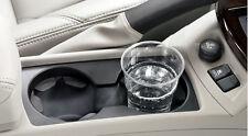 Volvo S40, V50 (-07) Cup Holder in Black New & Genuine 30766365