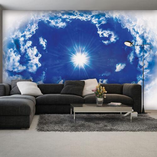 VLIES Tapete Fototapeten Tapeten Himmel Wolken Sonne Natur Blick 14N2307VEXXXL