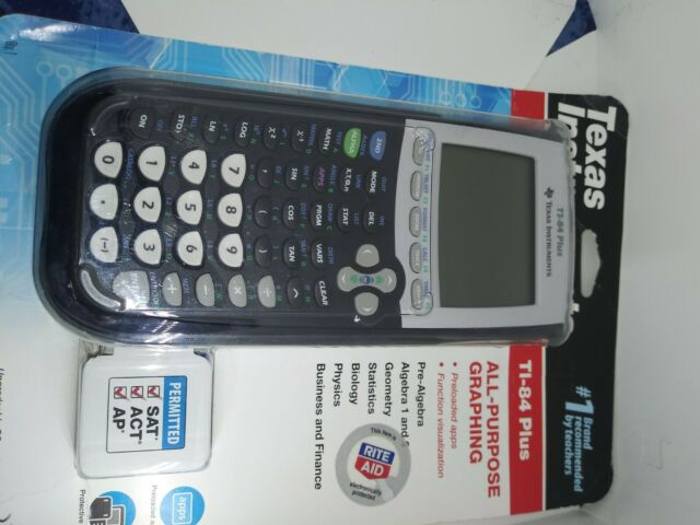 Texas Instruments TI-84 Plus All-Purpose Graphing
