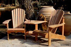 Image Is Loading 1 Bear Chair BC950C Red Cedar Adirondack Tete