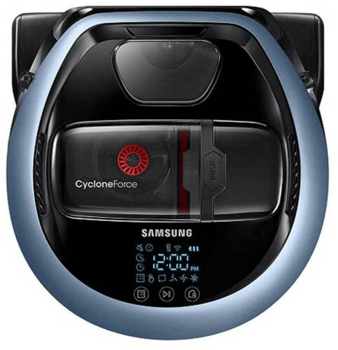SAMSUNG VR7000 VR2GM7050UU//EG Saugroboter CycloneForce Schwarz//Blau 130W T162