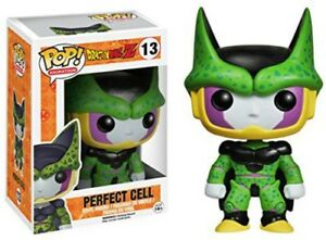 Funko-Pop-Animation-Dragonball-Z-Perfect-Cell-New-Toy-Vinyl-Figure