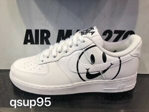 Nike Air Force 1 Low 07 LV8 Have A Nike Day White Black BQ9044-100 ... 2949f79aa