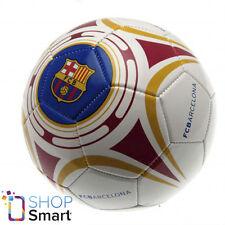 FC BARCELONA SIZE 5 BALL 32 PANEL OFFICIAL FOOTBALL SOCCER CLUB TEAM NEW