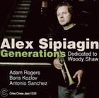 Generations-Dedicated To Woody von Alex Sipiagin (2010)