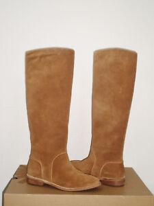 af5fb8e6f9e Details about UGG Women's DALEY (Gracen) Tall Boots CHESTNUT Suede 6.5US  NWB $250