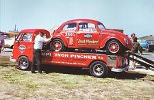 "DECALS- "" Inch Pincher"" VW  Pick Up Hauler 1967"