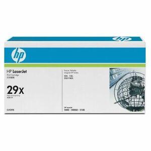 Hp-29x-CTG-Toner-Cartouche-c4129x-noir-pour-HP-Laserjet-5000