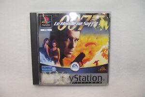 Jeu-Playstation-1-PS1-007-Le-monde-ne-suffit-pas-EA-PAL-Complet-manuel