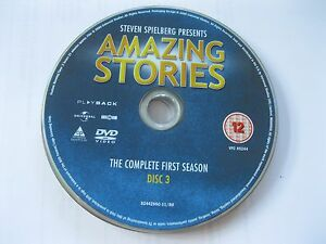 AMAZING-STORIES-Complete-First-Season-Disc-3-6-episodes-DVD