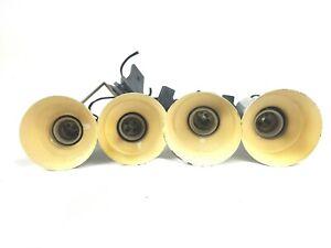 Lot-de-4-lampes-spots-a-pince-reflecteurs-emaille