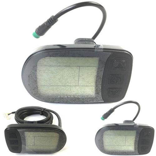 KT-LCD5 Vélo Affichage LCD Mètre Contrôleur Imperméable ABS 1pc Conversion