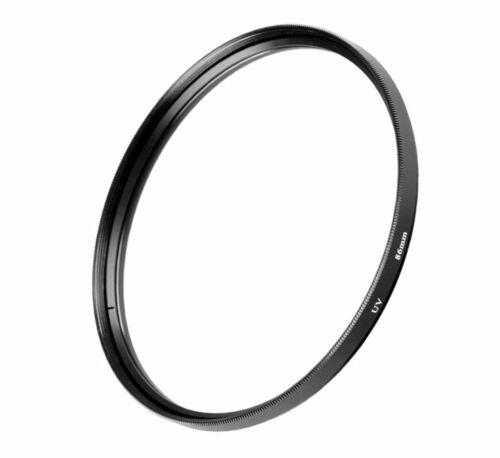 86mm filtro UV high quality protección de vidrio atornillados