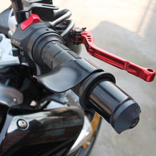 Universal Motorcycle E-Bike Grip Throttle Assist Wrist Cruise Control Cramp Rest