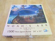 Noah's Ark 1500 Piece Jigsaw Puzzle by Tom DuBois - SunsOut