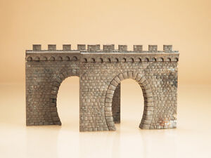 Auhagen-41586-Gauge-H0-Tunnel-Entrance-Single-Track-New-Original-Packaging