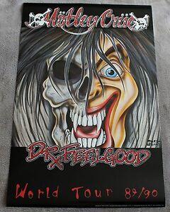 Motley Crue Dr. Feelgood 89-1990 World Tour Brockum Music ... | 240 x 300 jpeg 23kB