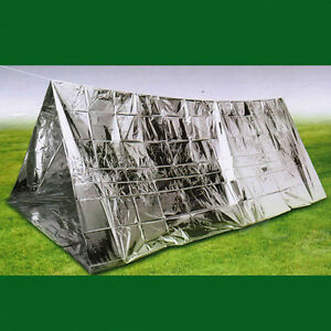 Outdoor-Emergency-Tent-Reflective-Film-First-Aid-Wigwam-Camping-Trekking-Tool