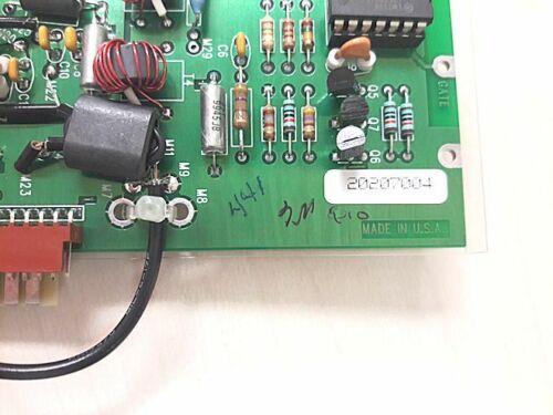 ESI Model 44 Trimmer 3570 Laser  RF Driver Board P//N 88058  Rev B Free Shipment