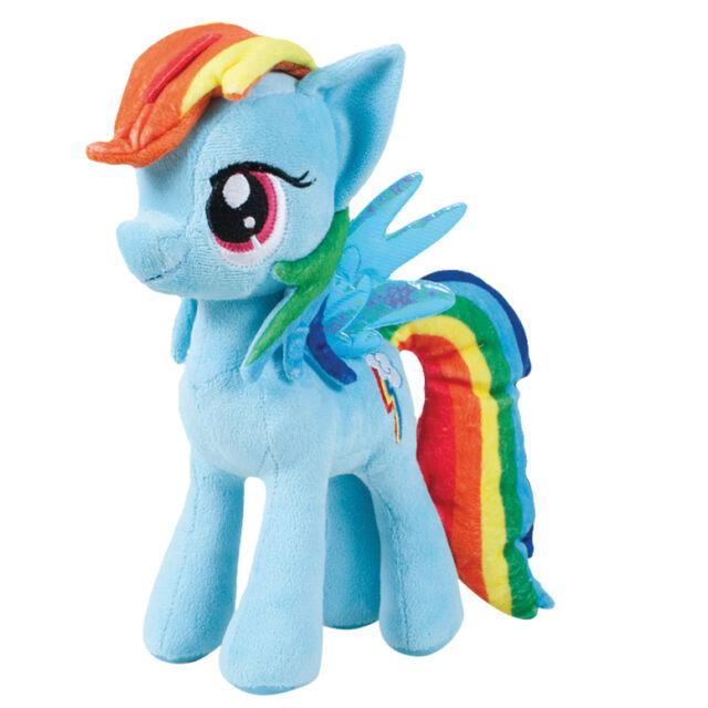 Official 12 My Little Pony Rainbow Dash Plush Soft Toy Ebay