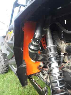BLUE Polaris RZR 1000 XP XPT 900 S High Lifter 4500lb 50ft Synthetic Winch Rope