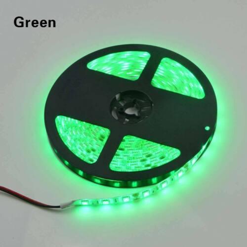 DC12V 5M SMD LED 5050 RGB RGBW RGBWW 60leds//m 300 LED Flexible Tape Strip Light