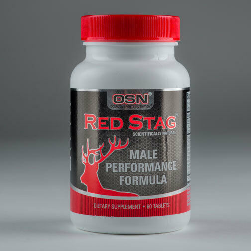 RED STAG Testosterone Booster. More Potent than P6 SIX Months Supply! FREE SHIP!