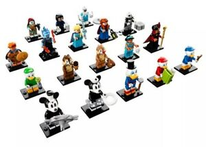 Lego-Minifigure-Figurine-71024-Disney-Series-2-Choose-Minifig-NEW